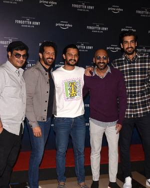 Photos: Screening Of The Forgotten Army At Pvr Icon | Picture 1716745