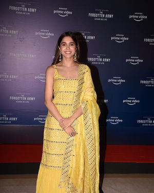 Sharvari Wagh - Photos: Screening Of The Forgotten Army At Pvr Icon   Picture 1716707