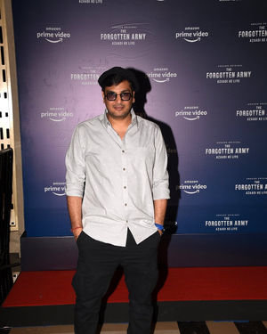 Photos: Screening Of The Forgotten Army At Pvr Icon | Picture 1716746