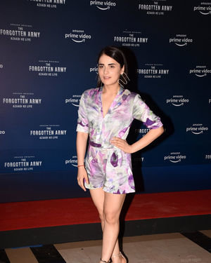 Radhika Madan - Photos: Screening Of The Forgotten Army At Pvr Icon | Picture 1716761