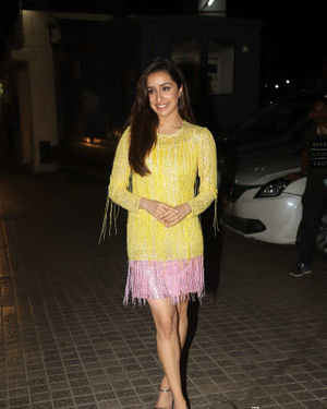 Shraddha Kapoor - Photos: Special Screening Of Street Dancer 3D | Picture 1716682