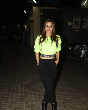 Alfia Jafry - Photos: Special Screening Of Street Dancer 3D