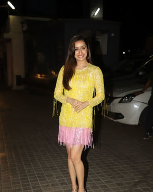Shraddha Kapoor - Photos: Special Screening Of Street Dancer 3D | Picture 1716683