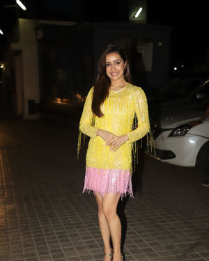 Shraddha Kapoor - Photos: Special Screening Of Street Dancer 3D | Picture 1716680
