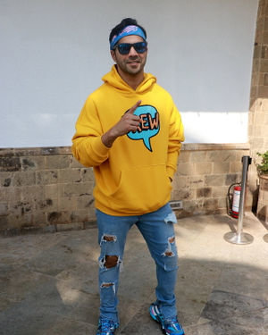 Varun Dhawan - Photos: Street Dancer Team At Sun N Sand For Meet And Greet | Picture 1716636