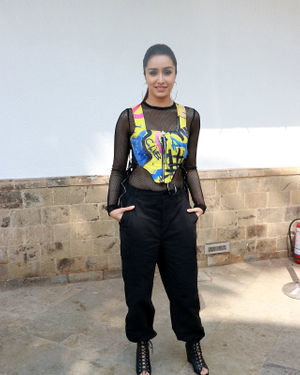 Shraddha Kapoor - Photos: Street Dancer Team At Sun N Sand For Meet And Greet | Picture 1716640