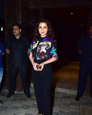 Tisca Chopra - Photos: Sudhir Mishra's Birthday Party At Juhu | Picture 1716637