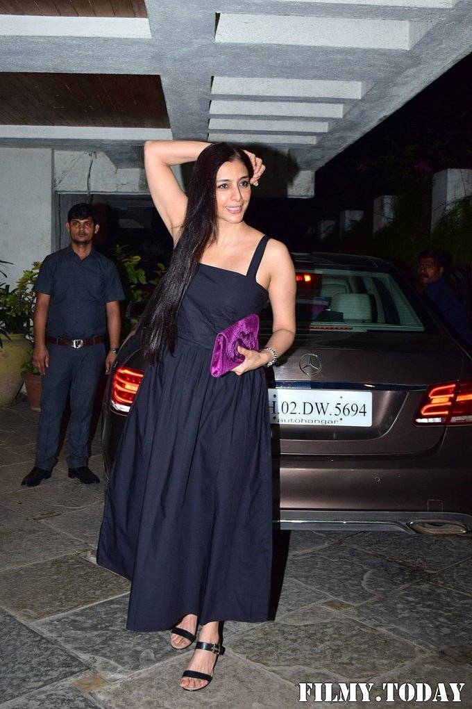 Tabu - Photos: Goldie Behl Birthday Party At Juhu | Picture 1717390