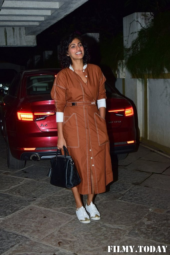Kubbra Sait - Photos: Goldie Behl Birthday Party At Juhu | Picture 1717383