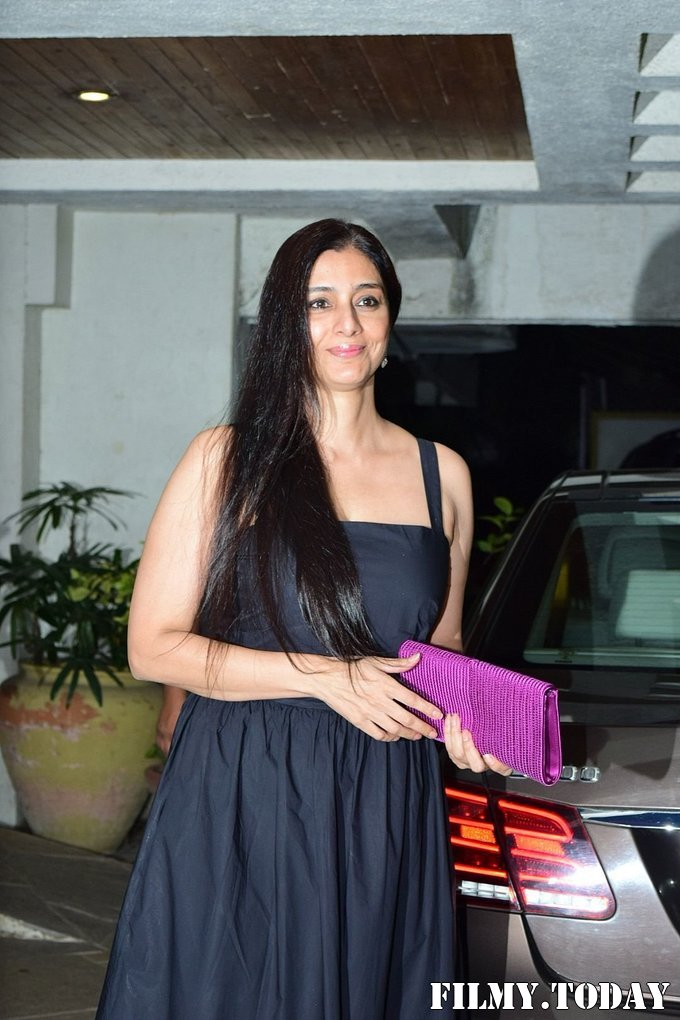 Tabu - Photos: Goldie Behl Birthday Party At Juhu | Picture 1717393