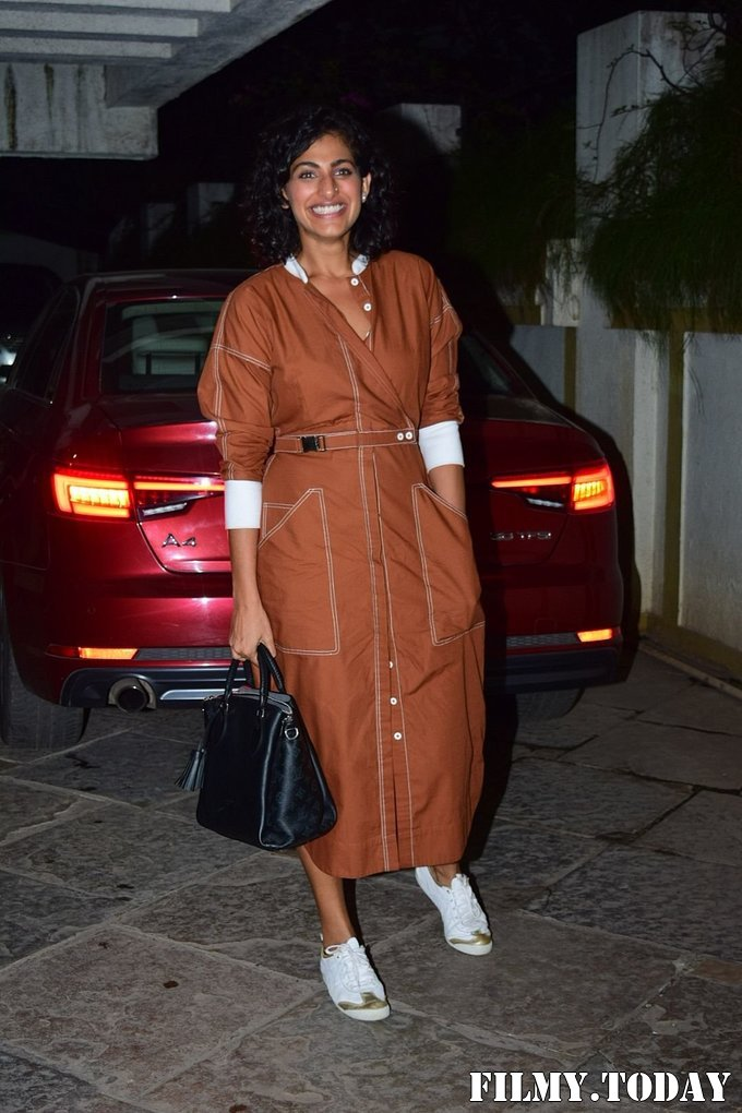 Kubbra Sait - Photos: Goldie Behl Birthday Party At Juhu   Picture 1717382