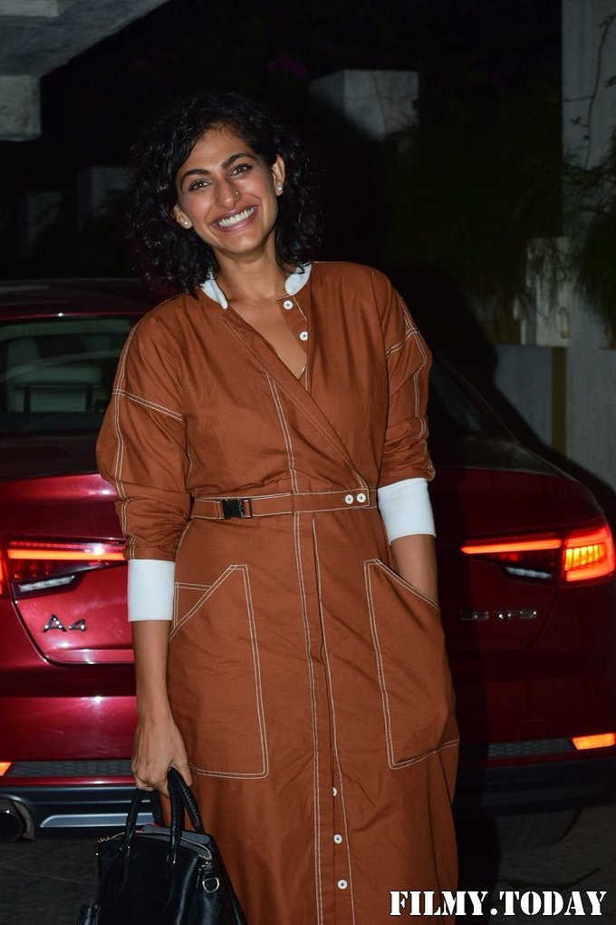 Kubbra Sait - Photos: Goldie Behl Birthday Party At Juhu | Picture 1717384