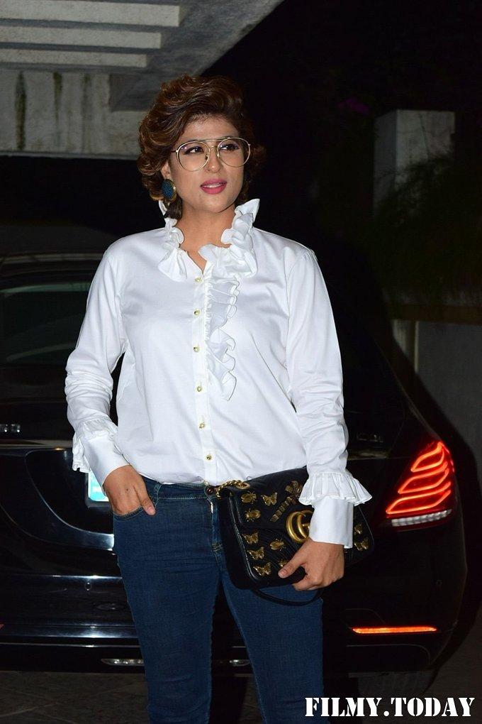 Tahira Kashyap - Photos: Goldie Behl Birthday Party At Juhu | Picture 1717387