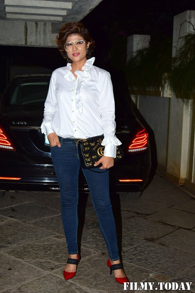 Tahira Kashyap - Photos: Goldie Behl Birthday Party At Juhu   Picture 1717386