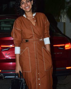 Kubbra Sait - Photos: Goldie Behl Birthday Party At Juhu