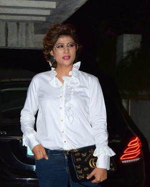 Tahira Kashyap - Photos: Goldie Behl Birthday Party At Juhu