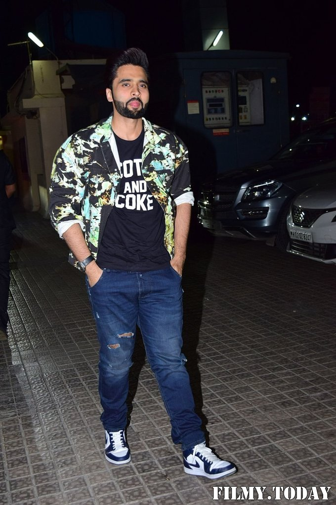 Jackky Bhagnani - Photos: Special Screening Of Street Dancer 3D   Picture 1717314