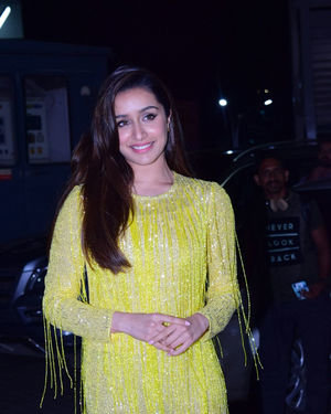 Shraddha Kapoor - Photos: Special Screening Of Street Dancer 3D