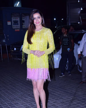 Shraddha Kapoor - Photos: Special Screening Of Street Dancer 3D | Picture 1717287