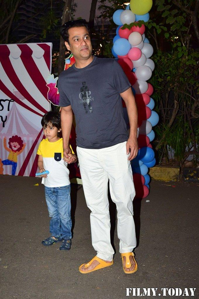 Photos: Birthday Party Of Ekta Kapoor's Son Ravie At Juhu | Picture 1717607