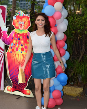 Ridhima Pandit - Photos: Birthday Party Of Ekta Kapoor's Son Ravie At Juhu