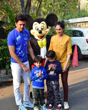 Photos: Birthday Party Of Ekta Kapoor's Son Ravie At Juhu