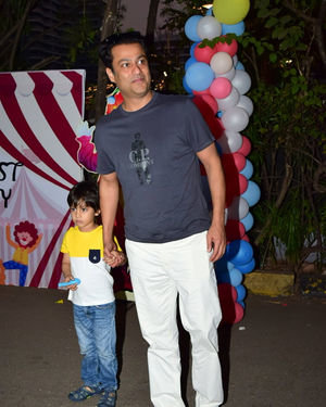 Photos: Birthday Party Of Ekta Kapoor's Son Ravie At Juhu
