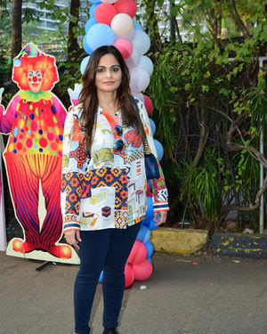 Alvira Khan Agnihotri - Photos: Birthday Party Of Ekta Kapoor's Son Ravie At Juhu