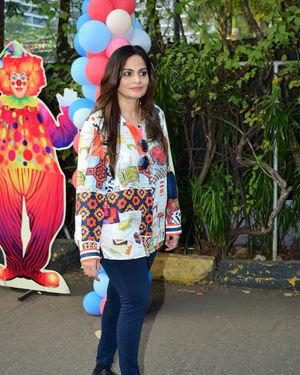 Alvira Khan Agnihotri - Photos: Birthday Party Of Ekta Kapoor's Son Ravie At Juhu | Picture 1717589