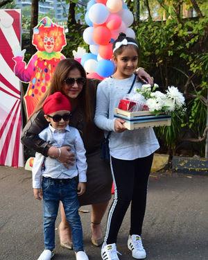 Photos: Birthday Party Of Ekta Kapoor's Son Ravie At Juhu   Picture 1717585