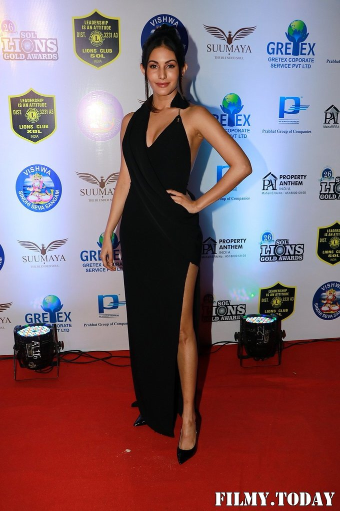 Amyra Dastur - Photos: Celebs At 26th Lions Gold Awards   Picture 1717474