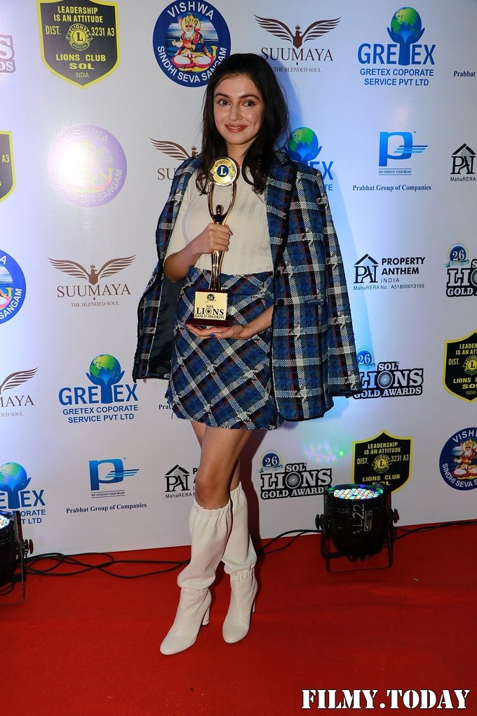 Divya Khosla - Photos: Celebs At 26th Lions Gold Awards | Picture 1717472