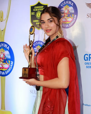 Saiee Manjrekar - Photos: Celebs At 26th Lions Gold Awards