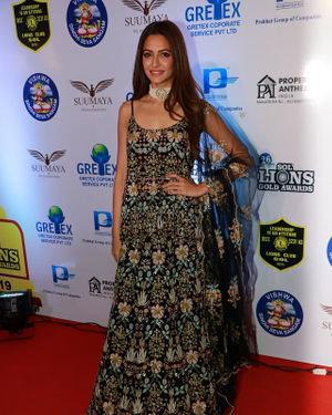 Kriti Kharbanda - Photos: Celebs At 26th Lions Gold Awards | Picture 1717484