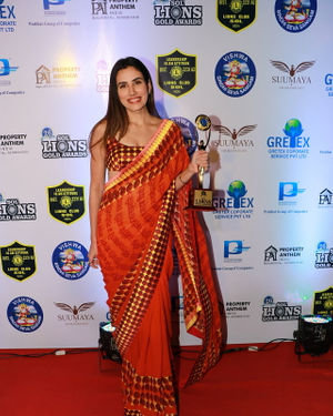 Sonnalli Seygall - Photos: Celebs At 26th Lions Gold Awards | Picture 1717480