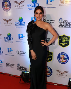 Shraddha Arya - Photos: Celebs At 26th Lions Gold Awards | Picture 1717483