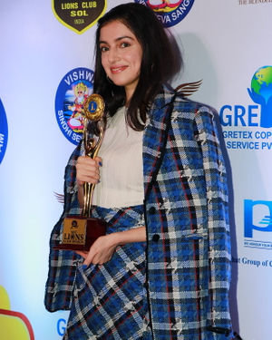 Divya Khosla - Photos: Celebs At 26th Lions Gold Awards | Picture 1717471