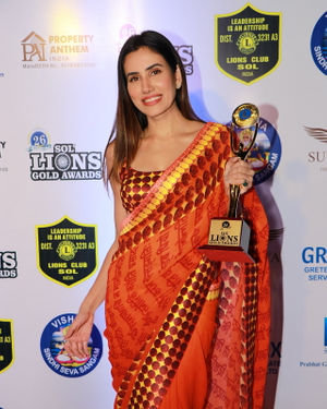 Sonnalli Seygall - Photos: Celebs At 26th Lions Gold Awards | Picture 1717481