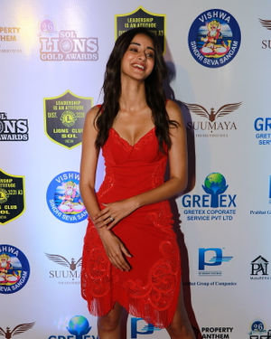 Ananya Pandey - Photos: Celebs At 26th Lions Gold Awards | Picture 1717464
