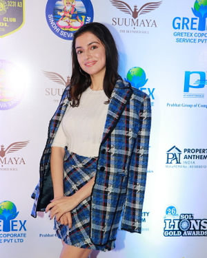 Divya Khosla - Photos: Celebs At 26th Lions Gold Awards