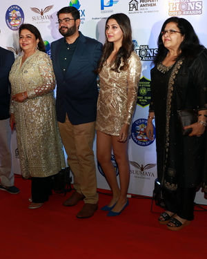Photos: Celebs At 26th Lions Gold Awards
