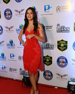 Ananya Pandey - Photos: Celebs At 26th Lions Gold Awards | Picture 1717463