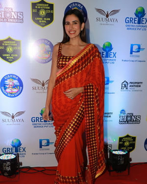 Sonnalli Seygall - Photos: Celebs At 26th Lions Gold Awards | Picture 1717458