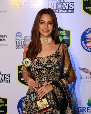 Kriti Kharbanda - Photos: Celebs At 26th Lions Gold Awards