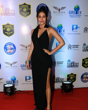 Amyra Dastur - Photos: Celebs At 26th Lions Gold Awards | Picture 1717474