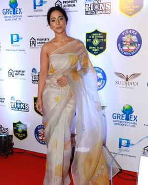 Hina Khan - Photos: Celebs At 26th Lions Gold Awards | Picture 1717429