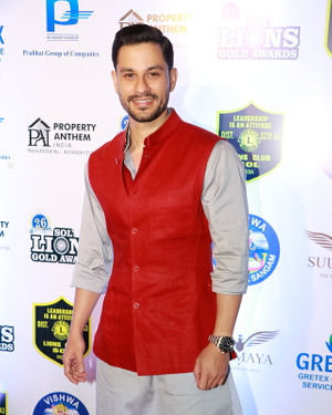 Kunal Khemu - Photos: Celebs At 26th Lions Gold Awards