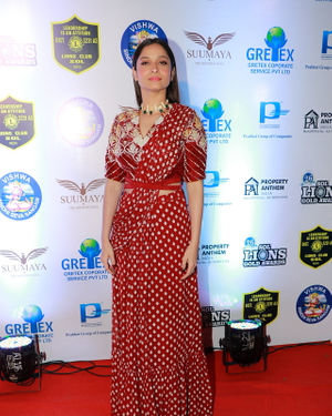 Ankita Lokhande - Photos: Celebs At 26th Lions Gold Awards | Picture 1717443