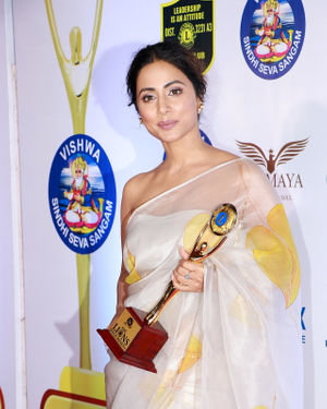 Hina Khan - Photos: Celebs At 26th Lions Gold Awards | Picture 1717430