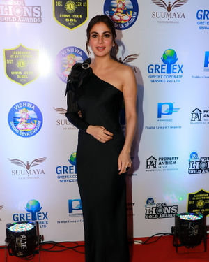 Shraddha Arya - Photos: Celebs At 26th Lions Gold Awards | Picture 1717482